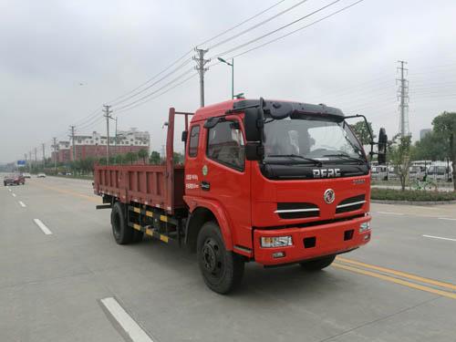 东风股份 劲诺 中卡 143马力 4×2 自卸车(HCQ3140ZPE5)