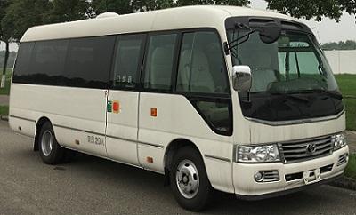 一汽丰田 柯斯达 232马力 21-23人 轻型客车(SCT6705GRB53LEX)