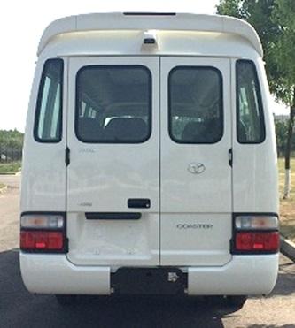 一汽丰田 柯斯达 154马力 15座以上人 轻型客车(SCT6705TRB53LB)