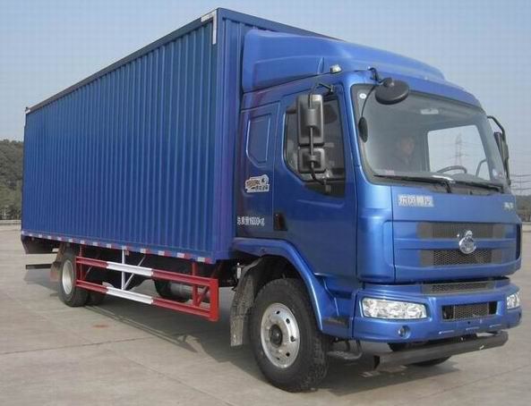 东风柳汽 新乘龙M3 18吨 200马力 4X2 厢式 排半 载货车(LZ5163XXYM3AB)