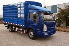南京依维柯 跃进上骏X500 125马力 仓栅式 排半 载货车(SH5042CCYKFDCWZ2)