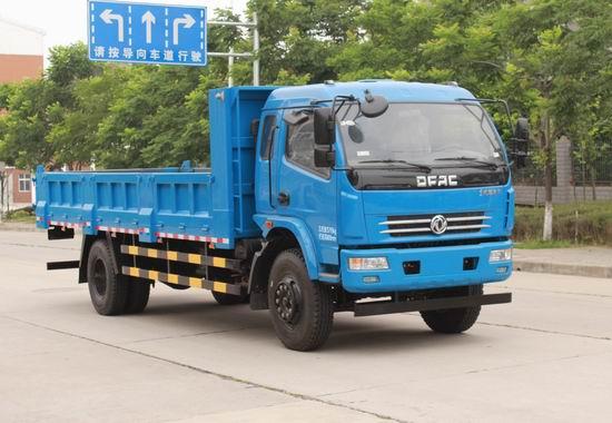 东风股份 福瑞卡 中卡 150马力 4×2 自卸车(EQ3160L8GDA)