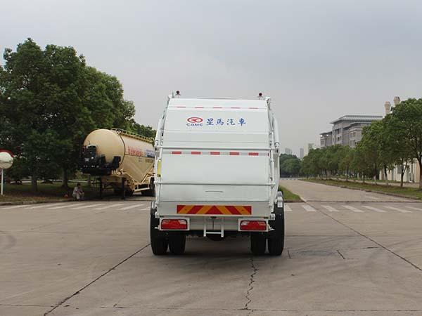 华菱汽车 星凯马 180马力 4×2 垃圾车(AH5160ZYS0L5)