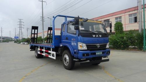 五环汽车 华通 170马力 4×2 平板运输车(HCQ5163TPBFD5)