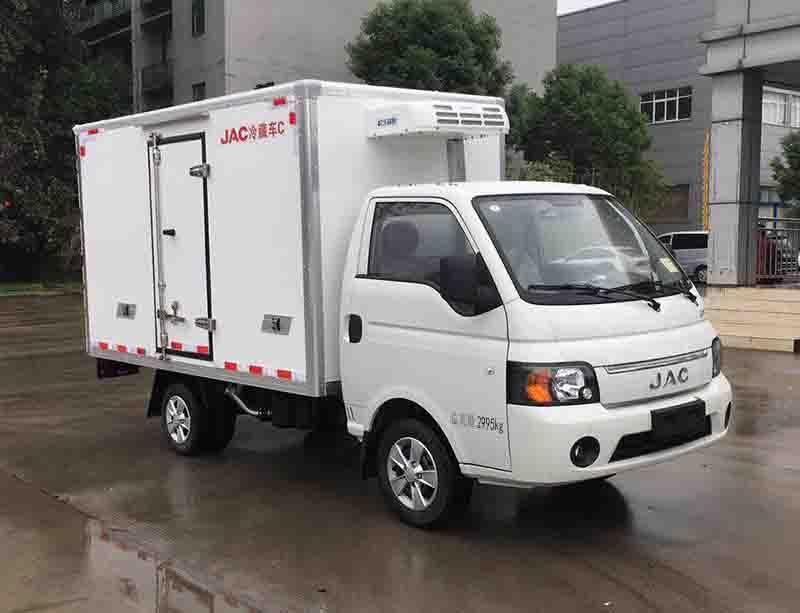 江淮汽车 帅铃X 116马力 4×2 冷藏车(HFC5036XLCPV4K5B5V)
