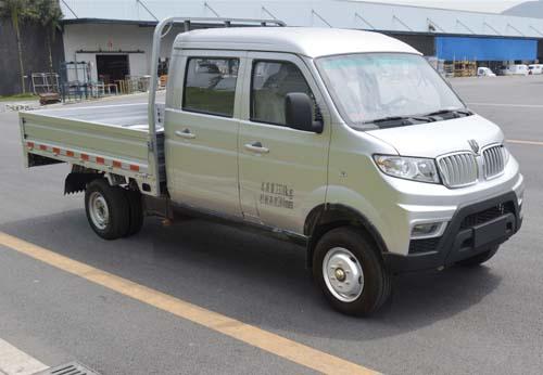 金杯车辆 金杯T52 109马力 汽油 栏板式 双排 载货车(SY1033LC6AT)