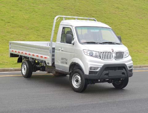 金杯车辆 金杯T50 109马力 汽油 栏板式 单排 载货车(SY1030YC6AT)