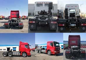 北奔重汽 北奔V3ET 重卡 430马力 6×4 牵引车(ND4250BD5J7Z07)