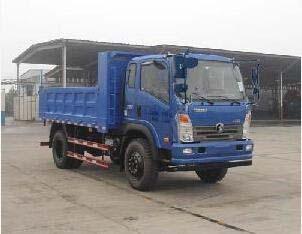 重汽王牌 7系 轻卡 143马力 4X2 自卸车(CDW3060A1Q5)