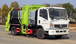 湖北程力 程力威 150马力 4×2 餐厨垃圾车(CLW5082TCAE5)