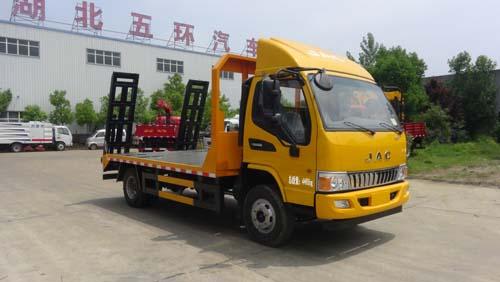 五环汽车 华通 156马力 4×2 平板运输车(HCQ5042TPBHF5)
