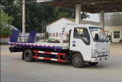 湖北程力 程力威 98马力 4×2 一拖一清障车(CLW5042TQZQ5)