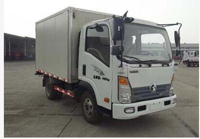 重汽王牌 7系 95马力 厢式 排半 载货车(CDW5040XXYHA1Q5)
