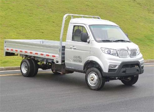 金杯车辆 金杯T50 109马力 汽油 栏板式 单排 载货车(SY1033YC6AT)