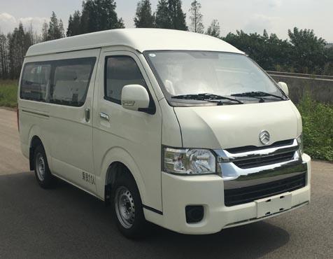厦门金旅 金旅海狮 112马力 10-11人 轻型客车 XML6499J15
