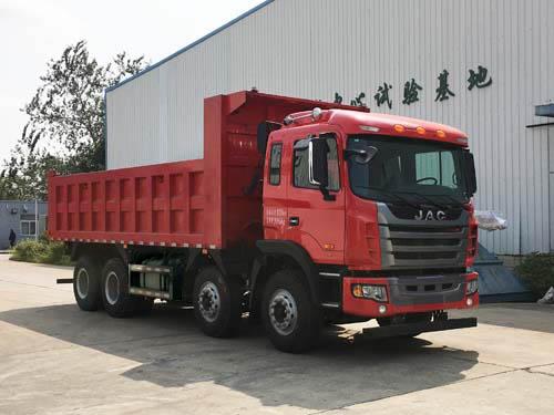 江淮汽车 格尔发K3X 重卡 280马力 8×4 自卸车(HFC3311P2K3H32S2V)