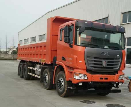 联合卡车 集瑞联合U 重卡 390马力 8×4 自卸车(QCC3312D656-3)