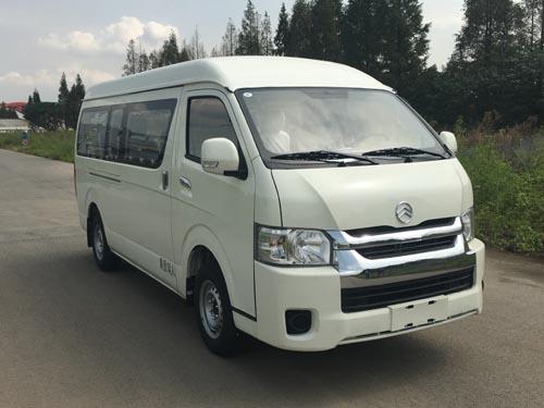 厦门金旅 金旅海狮 112马力 10-14人 轻型客车(XML6559J15)
