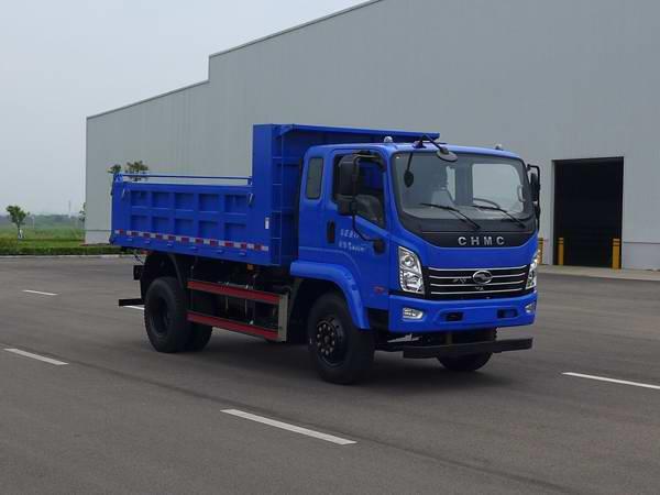 四川现代 致道500M 轻卡 140马力 4×2 自卸车(CNJ3040QPA34V)