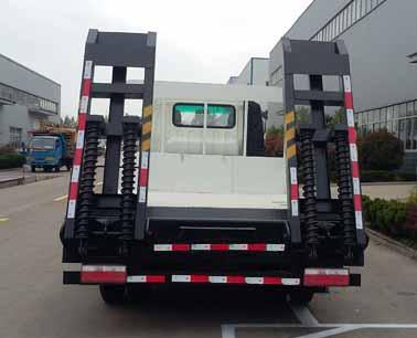 飞碟汽车 奥驰V3 130马力 4×2 平板运输车(FD5043TPBW63K5-1)