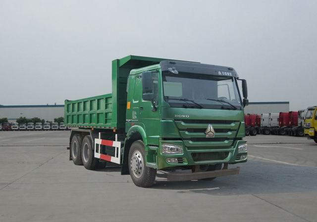 中国重汽 HOWO 重卡 380马力 6×4 自卸车(ZZ3257N3847E1)