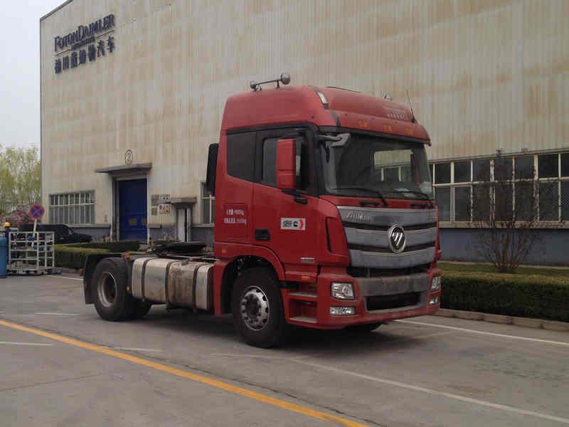 福田汽车 欧曼GTL6系 重卡 350马力 4×2 牵引车(BJ4189SLFKA-XC)