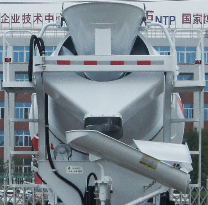 湖北三环 创客 150马力 4×2 混泥土搅拌车(STQ5161GJBN5)