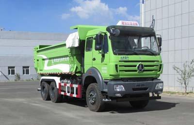 北奔重汽 北奔NG80 重卡 350马力 6×4 自卸车(ND5250ZLJZ13)