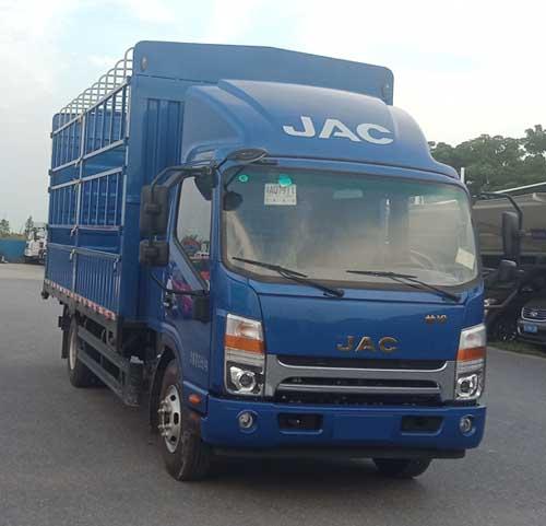 江淮汽车 帅铃H415 154马力 仓栅式 排半 载货车(HFC5091CCYP71K1D1V)