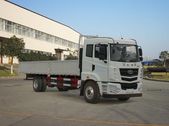 华菱汽车 汉马 重卡 160马力 4×2 栏板式 排半 载货车(HN1160H19E6M5)