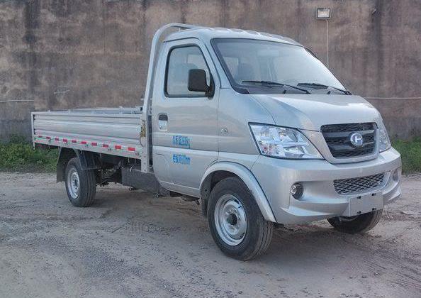 昌河汽车 福瑞达K21 112马力 汽油 栏板式 单排 载货车(CH1035AR21)