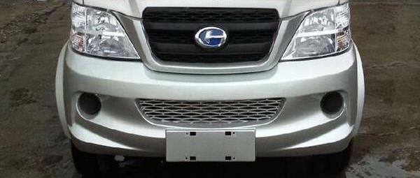 昌河汽车 2017款款 福瑞达K22 112马力 汽油 栏板式 双排 载货车(CH1035BR21)