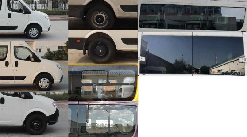 东风襄旅 东风御风 140马力 10-16人 轻型客车(EQ6581WABDB)