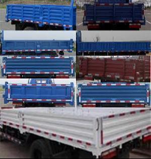 飞碟汽车 奥驰X2 轻卡 116马力 4×2 自卸车(FD3041W17K5-2)