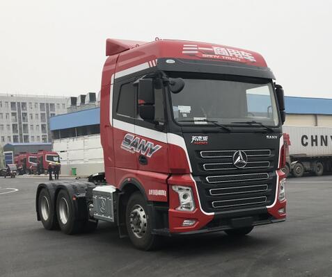 三一重工 三一重卡 重卡 430马力 6×4 牵引车(HQC4252T)