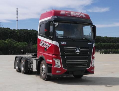 三一重工 三一重卡 重卡 430马力 6×4 牵引车(HQC4252T3G6E3)