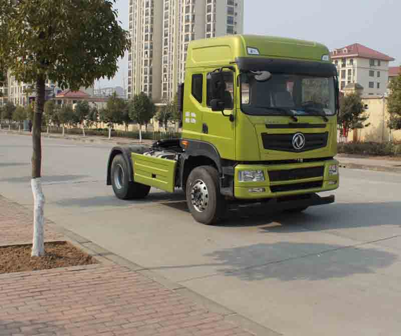 东风华神 华神T7 重卡 350马力 4×2 牵引车(EQ4180GL)
