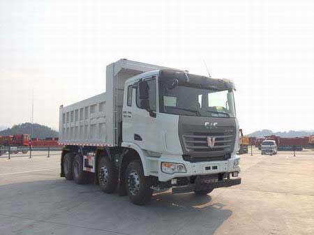 联合卡车 集瑞联合U 重卡 350马力 6×4 自卸车(QCC3312D656-4)