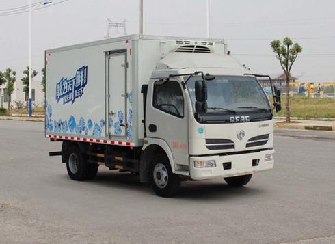 东风股份 凯普特C330 140马力 4×2 冷藏车(EQ5041XLC8BD2AC)