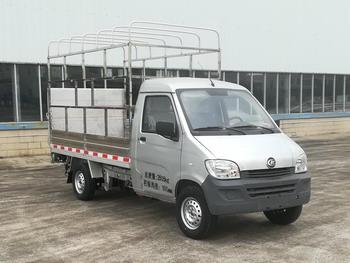 延龙汽车 延龙 68马力 4×2 桶装垃圾运输车(LZL5032CTYBEV)