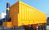 山东东旭 8.5米  轻量化 平板式自卸车