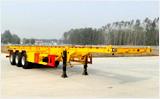 华鲁专汽 12.4米 33.5吨 3轴 集装箱运输半挂车 HYX9403TJZ