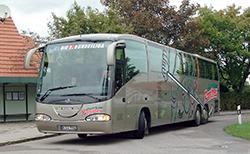 斯堪尼亚客车