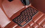 东风天龙大力神天锦货车专车专用精品通用防水地垫全包围汽车脚垫