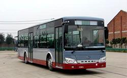 安凯G9 260马力 90/25-46人 城市客车