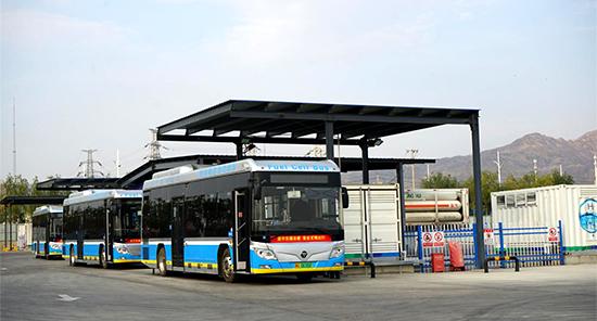 """从示范运营到公交线上批量投放,福田欧辉""""氢""""实力征服市场赢赞誉"""