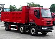 东风柳汽 乘龙重卡 240马力 6×2 自卸车(LZ3252M3CA)