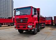 德龙新M3000重卡 290马力 8×4 自卸车(SX3315HR366)