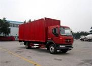 乘龙中卡 140马力 4×2 厢式载货车(LZ5100XXYM3AA)