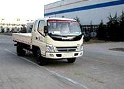 奥铃 107马力 栏板式 排半 载货车(BJ1049V9PEA-3)